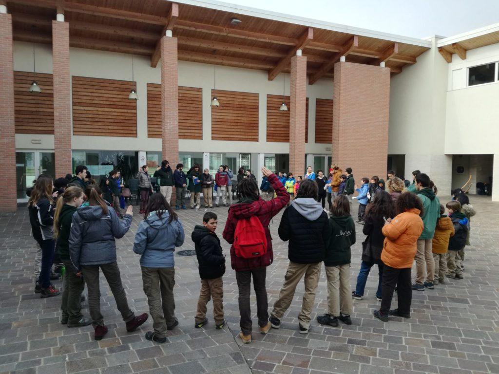 """1° Gruppo """"Cynosura"""" : San Paolo d'Argon"""