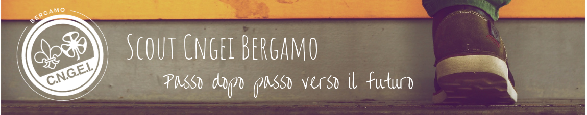 Scout CNGEI Bergamo